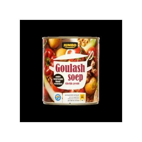 GOULASHSOEP / SOPA DE GOULASH (X6) 800ML JUMBO