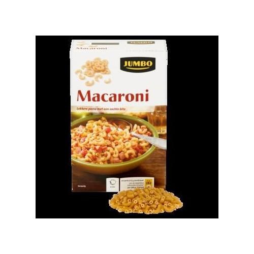 MACARONI / MACARONES (X12) 500GR JUMBO