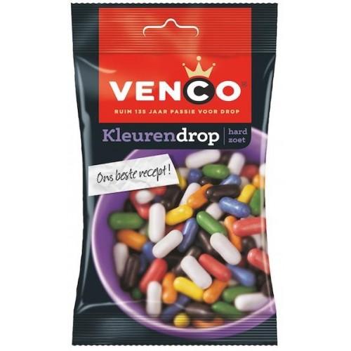 DROP KLEUREN / REGALIZ (X12) 166GR VENCO