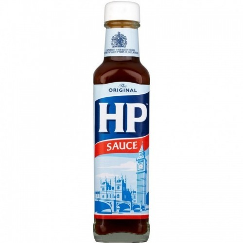 HP BROWN SAUCE (X12) 255ML