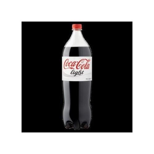 COCA COLA LIGHT FLES 2.0 LTR (X6)