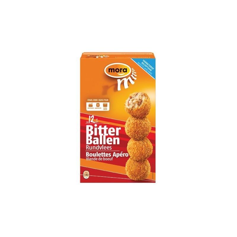 BITTERBALLEN SUPER (X10) 12*20GR MORA