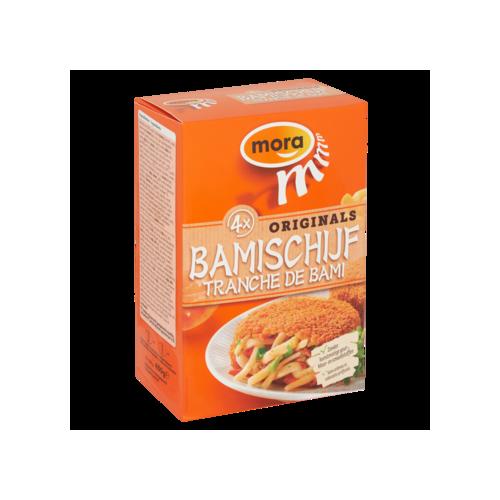 DISCO DE BAMI / BAMISCHIJF (X6) 4*100G MORA