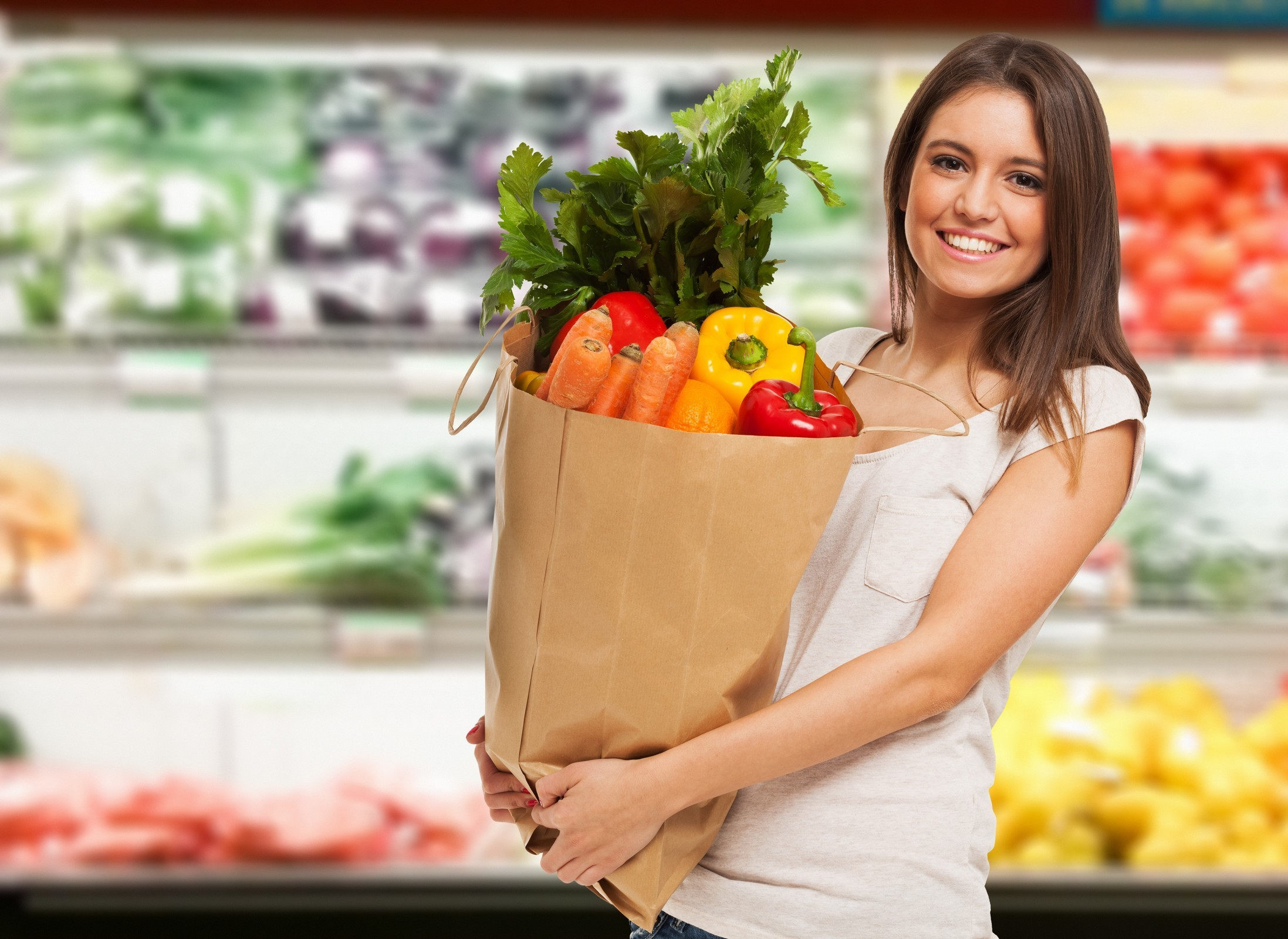 Nederlandse supermarkt in Spanje